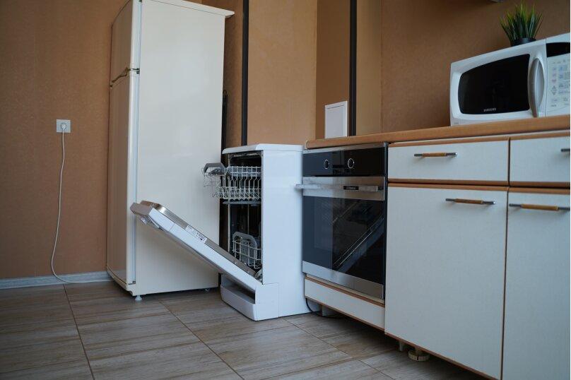 2-комн. квартира, 46 кв.м. на 4 человека, улица Алексеева, 46, Красноярск - Фотография 6