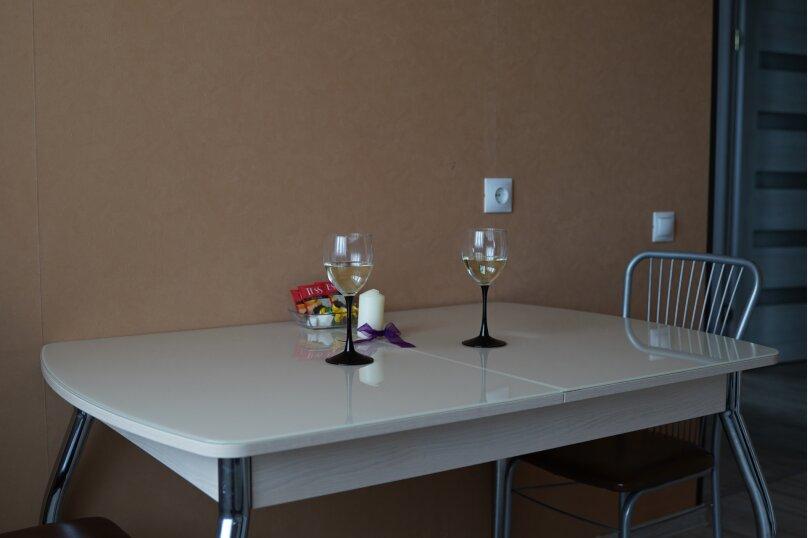 2-комн. квартира, 46 кв.м. на 4 человека, улица Алексеева, 46, Красноярск - Фотография 7