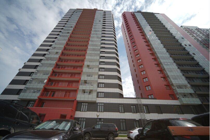 2-комн. квартира, 46 кв.м. на 4 человека, улица Алексеева, 46, Красноярск - Фотография 10