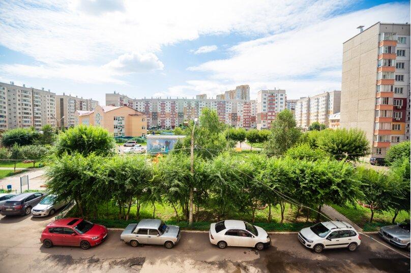 2-комн. квартира, 54 кв.м. на 4 человека, улица Батурина, 19, Красноярск - Фотография 8