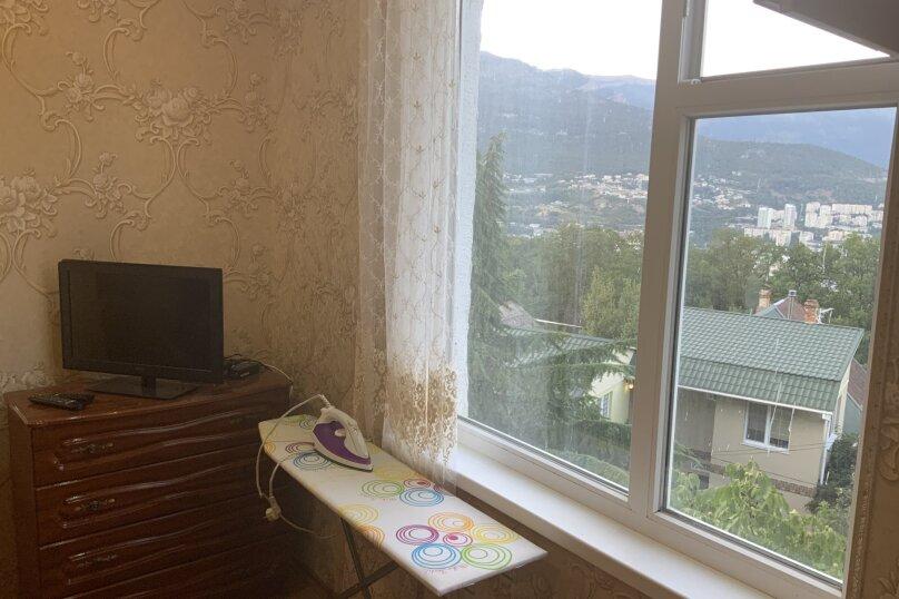 1-комн. квартира, 40 кв.м. на 4 человека, Лесная улица, 5А, Виноградное, Ялта - Фотография 6