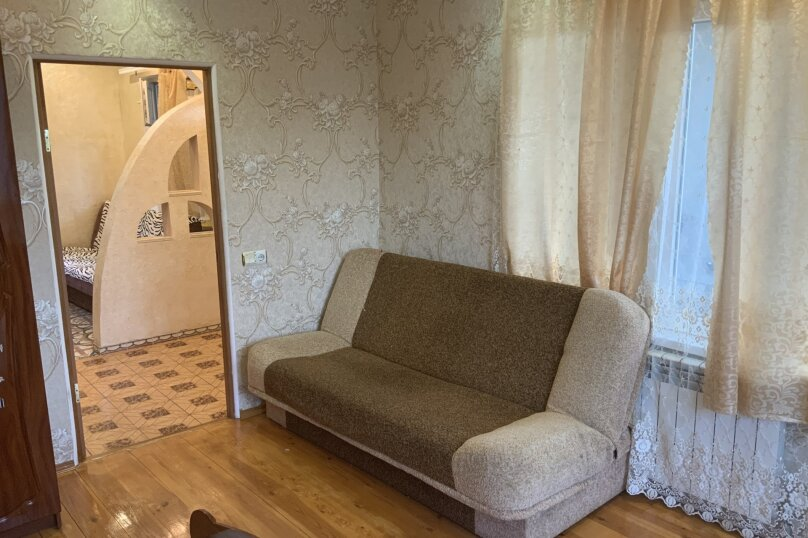 1-комн. квартира, 40 кв.м. на 4 человека, Лесная улица, 5А, Виноградное, Ялта - Фотография 9
