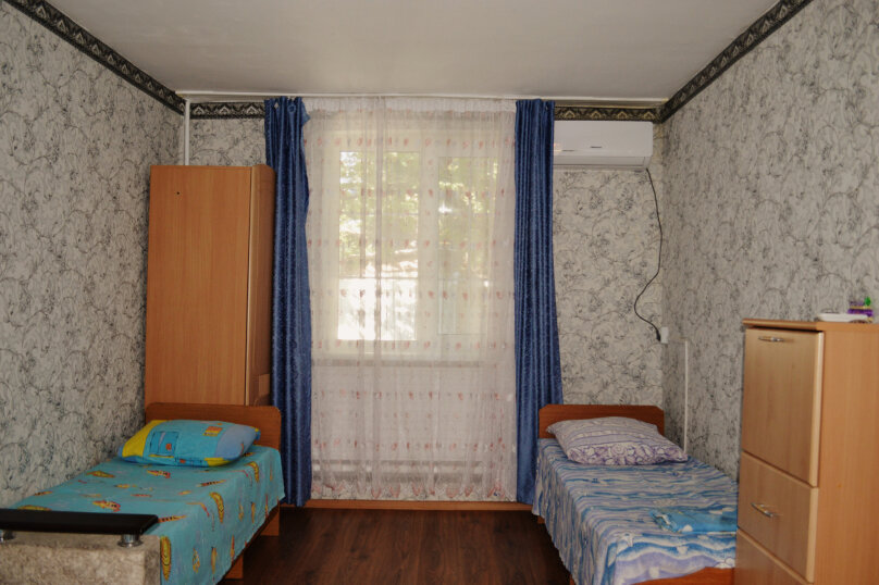 2-комн. квартира, 34 кв.м. на 8 человек, Овражная улица, 8, Витязево - Фотография 11