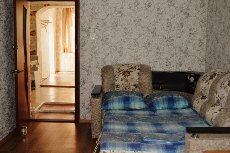 2-комн. квартира, 34 кв.м. на 8 человек, Овражная улица, 8, Витязево - Фотография 12