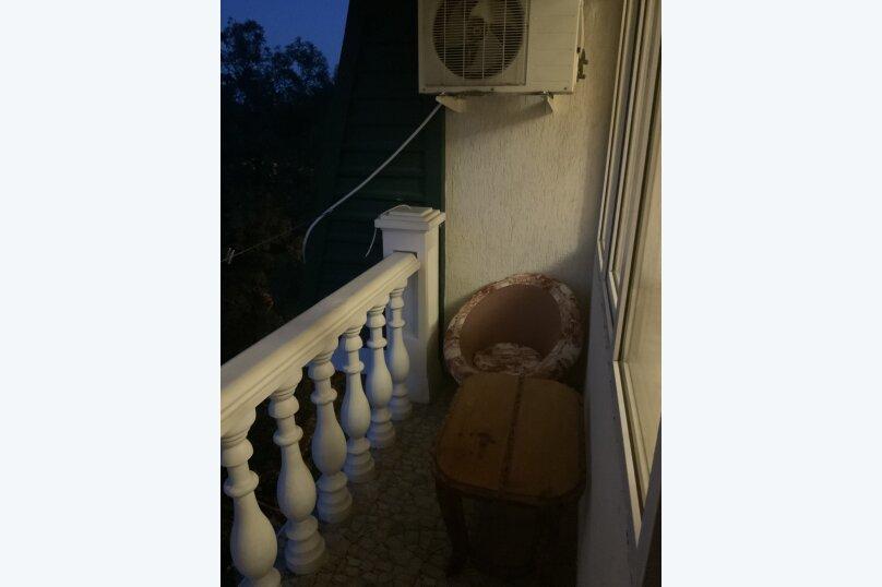 2-комн. квартира, 29 кв.м. на 4 человека, Лесная улица, 5А, Виноградное, Ялта - Фотография 12