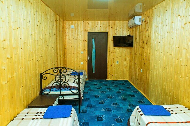 двух комнатный с кухней, улица Кофеваров, 9, район Ачиклар, Судак - Фотография 2