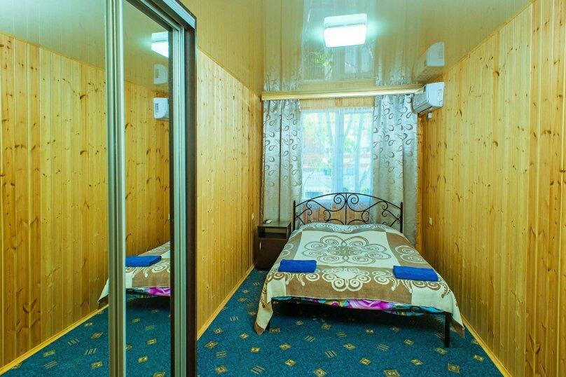 двух комнатный с кухней, улица Кофеваров, 9, район Ачиклар, Судак - Фотография 3