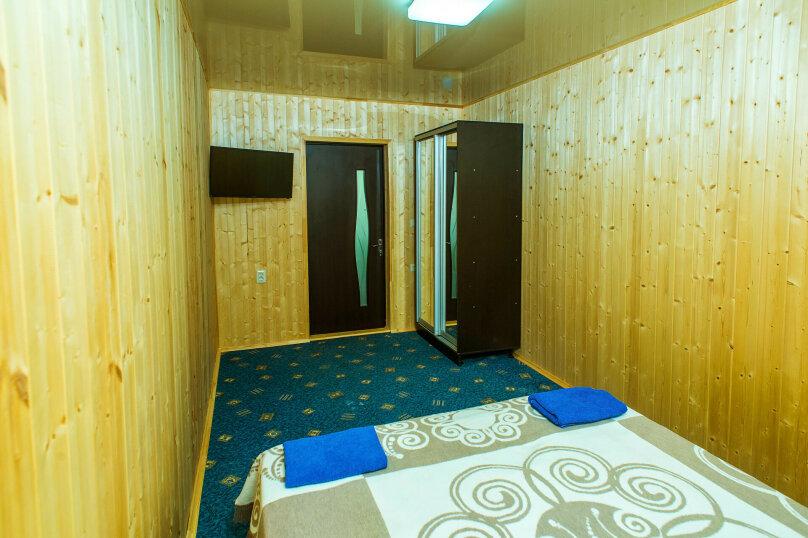 двух комнатный с кухней, улица Кофеваров, 9, район Ачиклар, Судак - Фотография 4