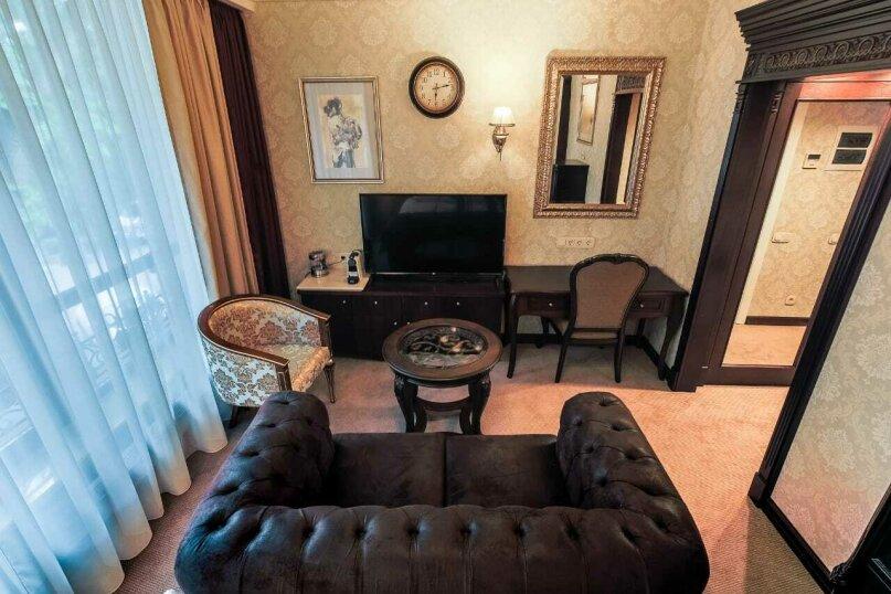 """Апарт-отель """"Ницца"""", улица Чехова, 3А на 4 номера - Фотография 13"""