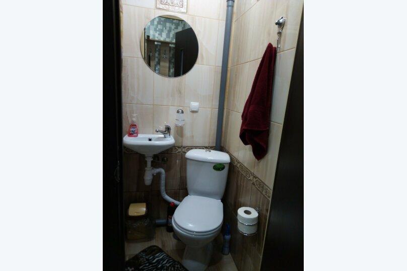 2-комн. квартира, 42 кв.м. на 5 человек, улица Голицына, 28, Новый Свет, Судак - Фотография 4