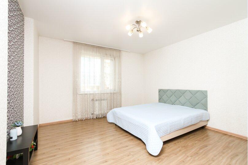 1-комн. квартира, 42 кв.м. на 4 человека, улица Дмитрия Шамшурина, 1, Новосибирск - Фотография 2