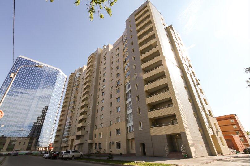 1-комн. квартира, 42 кв.м. на 4 человека, улица Дмитрия Шамшурина, 1, Новосибирск - Фотография 12