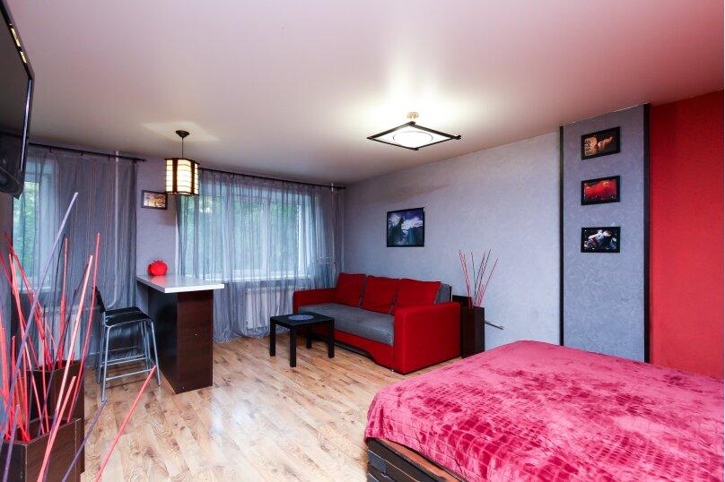 1-комн. квартира, 30 кв.м. на 4 человека, улица Мичурина, 37, Новосибирск - Фотография 8