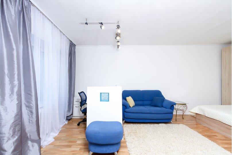 1-комн. квартира, 30 кв.м. на 4 человека, улица Некрасова, 84, Новосибирск - Фотография 3