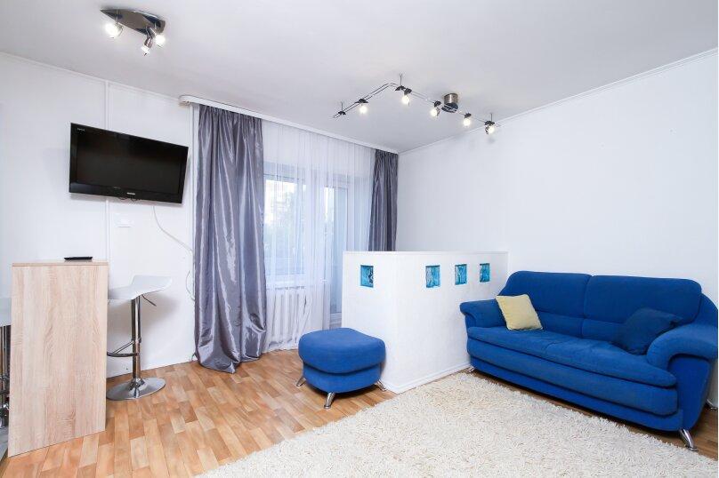 1-комн. квартира, 30 кв.м. на 4 человека, улица Некрасова, 84, Новосибирск - Фотография 7
