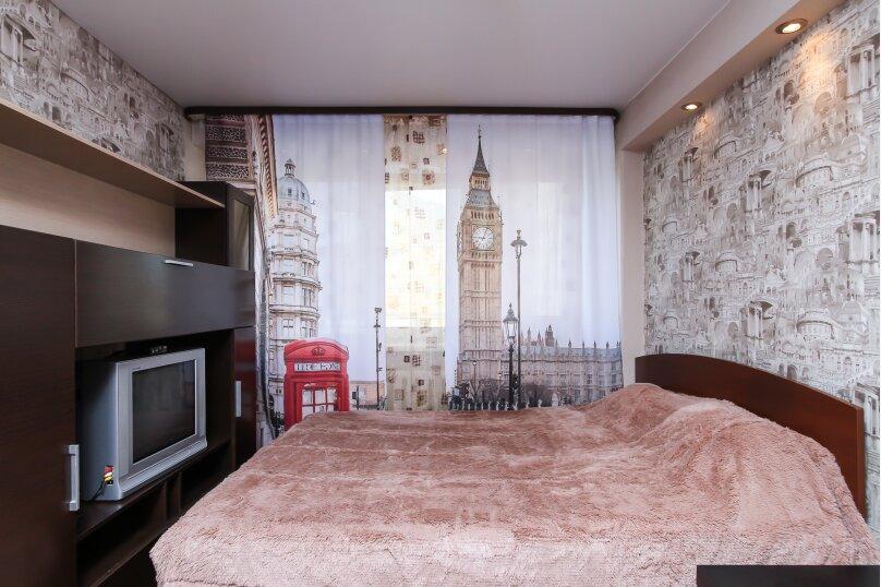 1-комн. квартира, 35 кв.м. на 6 человек, Красный проспект, 155, Новосибирск - Фотография 1