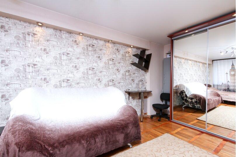 1-комн. квартира, 35 кв.м. на 6 человек, Красный проспект, 155, Новосибирск - Фотография 3