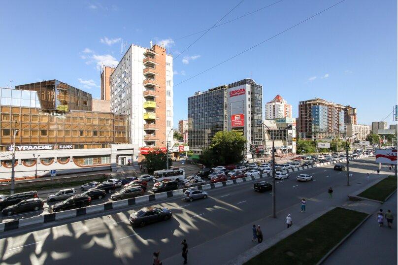 1-комн. квартира, 35 кв.м. на 6 человек, Красный проспект, 155, Новосибирск - Фотография 10
