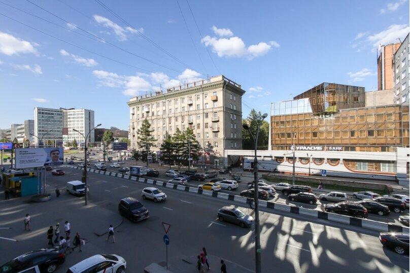 1-комн. квартира, 35 кв.м. на 6 человек, Красный проспект, 155, Новосибирск - Фотография 11