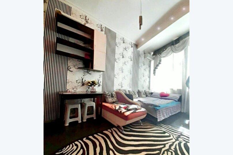 1-комн. квартира, 25 кв.м. на 3 человека, улица Кириченко, 7, Туапсе - Фотография 8