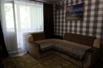 2-комн. квартира, 42 кв.м. на 5 человек, улица Голицына, 28, Новый Свет, Судак - Фотография 1