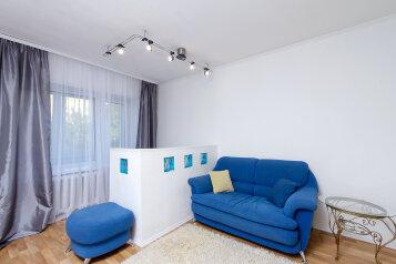 1-комн. квартира, 30 кв.м. на 4 человека, улица Некрасова, 84, Новосибирск - Фотография 1