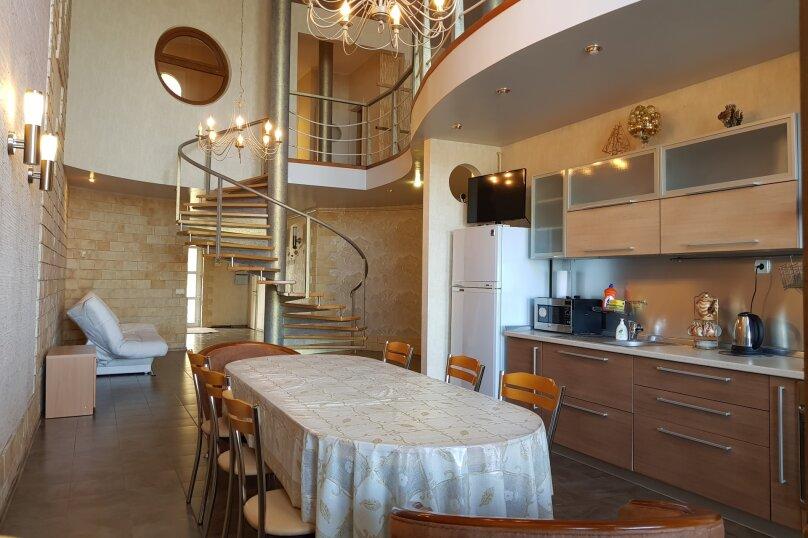Дом, 200 кв.м. на 10 человек, 2 спальни, улица Адмирала Крюйса, 30, Таганрог - Фотография 20