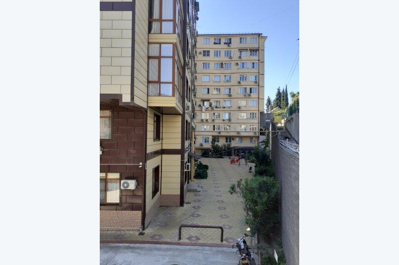 2-комн. квартира, 40 кв.м. на 4 человека, микрорайон Заречный, Рабочий переулок, 24, Сочи - Фотография 16