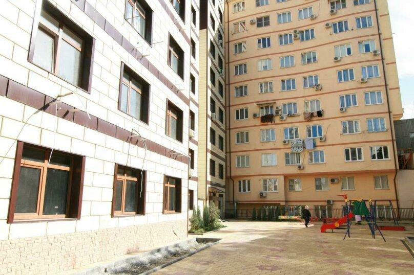 2-комн. квартира, 40 кв.м. на 4 человека, микрорайон Заречный, Рабочий переулок, 24, Сочи - Фотография 17