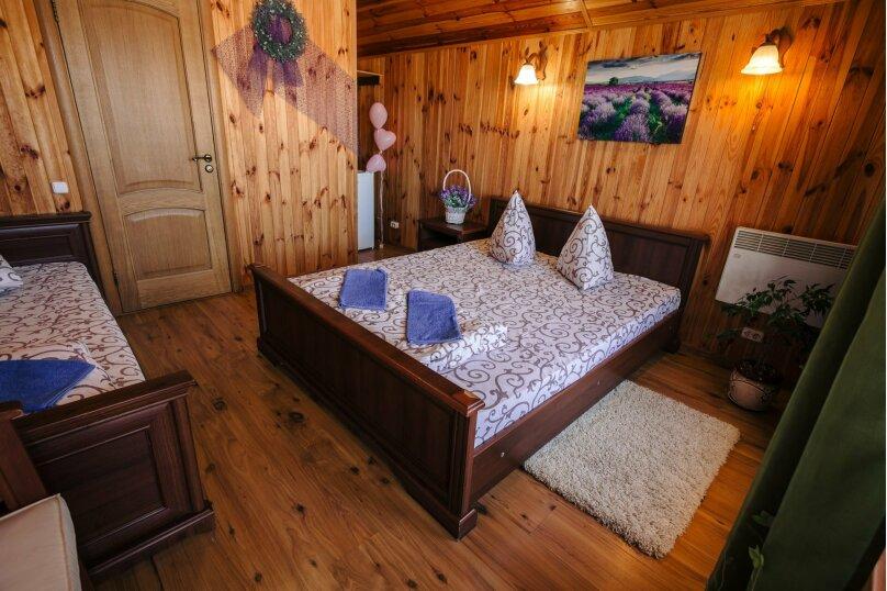 Деревянные домики-шале, На въезде в Соколиное, 1, Соколиное - Фотография 1