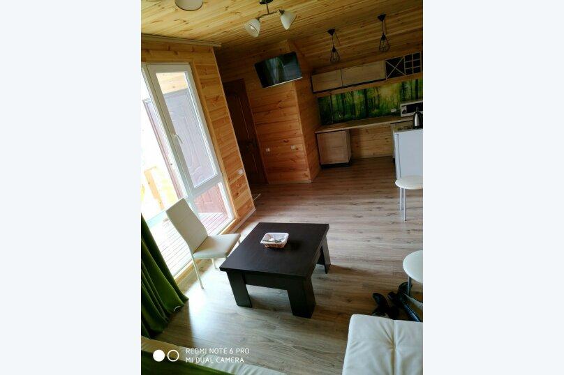 База отдыха, На въезде в Соколиное, 1 на 9 номеров - Фотография 52