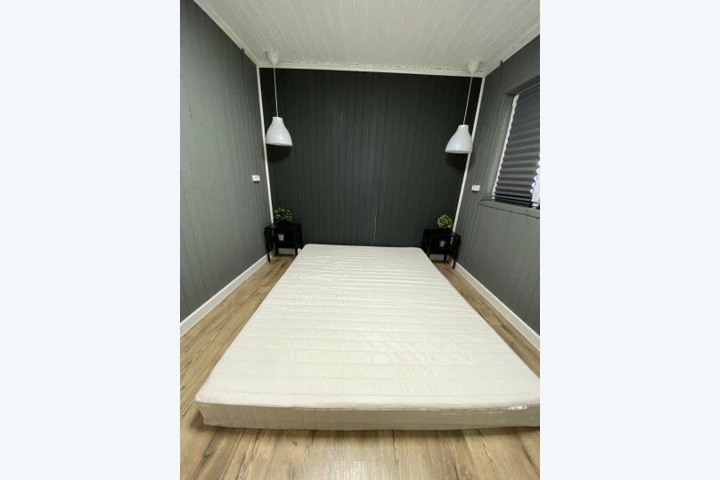 Дом, 30 кв.м. на 4 человека, 1 спальня, Виноградная улица, 60, Уютное - Фотография 3