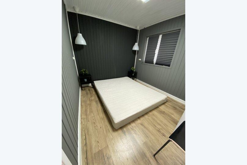 Дом, 30 кв.м. на 4 человека, 1 спальня, Виноградная улица, 60, Уютное - Фотография 4