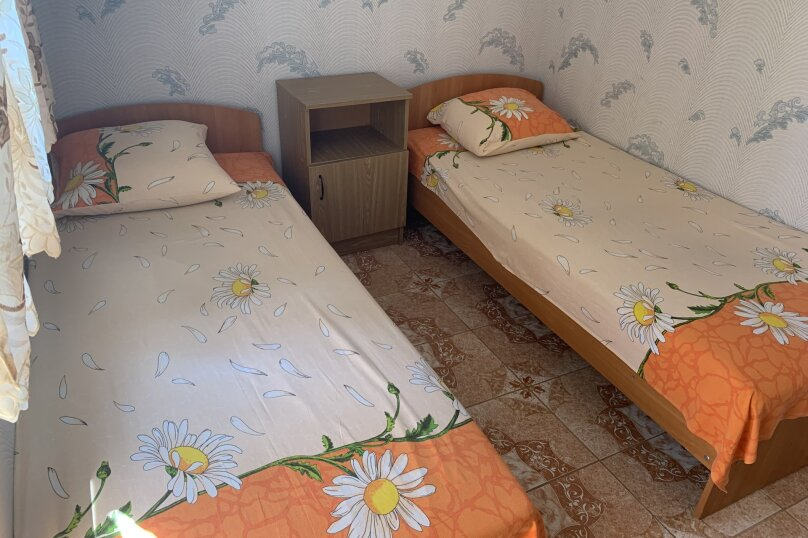 5- местный номер люкс (двухкомнатный) , Горького, 4, Морское - Фотография 8