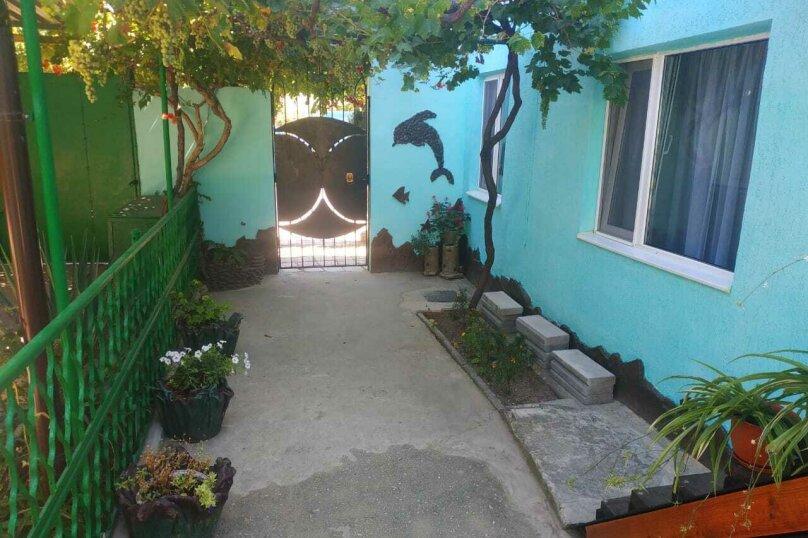 Дом, 80 кв.м. на 5 человек, 2 спальни, улица Ломоносова, 12, Судак - Фотография 25