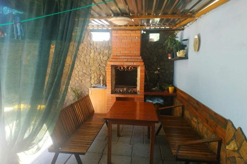 Дом, 80 кв.м. на 5 человек, 2 спальни, улица Ломоносова, 12, Судак - Фотография 26
