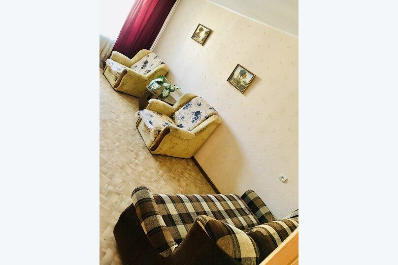 2-комн. квартира, 46 кв.м. на 5 человек, улица Свердлова, 86, Керчь - Фотография 9