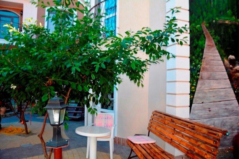 Двухместный номер с камином, улица Мокроуса, 5, Феодосия - Фотография 2