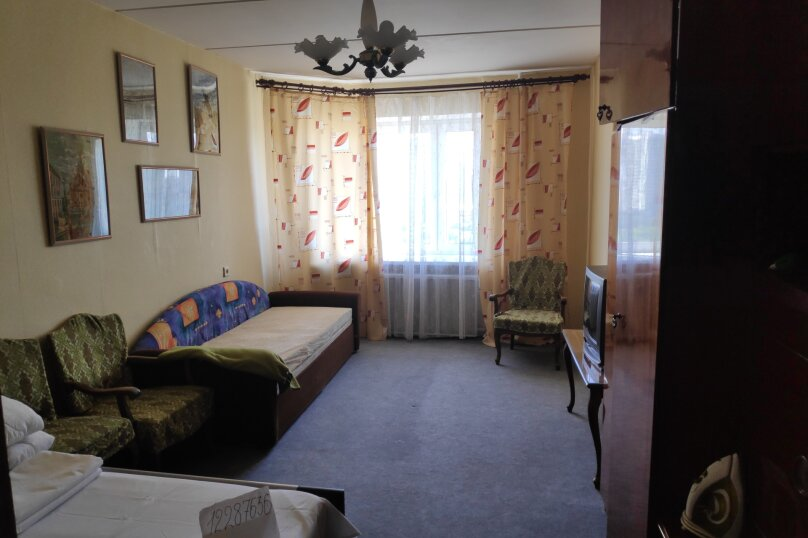 1-комн. квартира, 41 кв.м. на 4 человека, проспект Славы, 40к1, Санкт-Петербург - Фотография 2