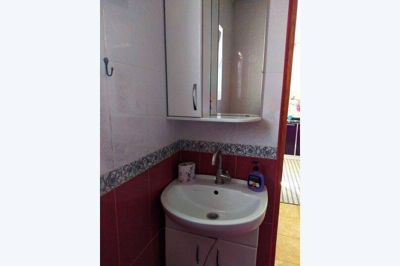 2-комн. квартира, 35 кв.м. на 4 человека, улица Дмитрия Ульянова, 54, Евпатория - Фотография 8