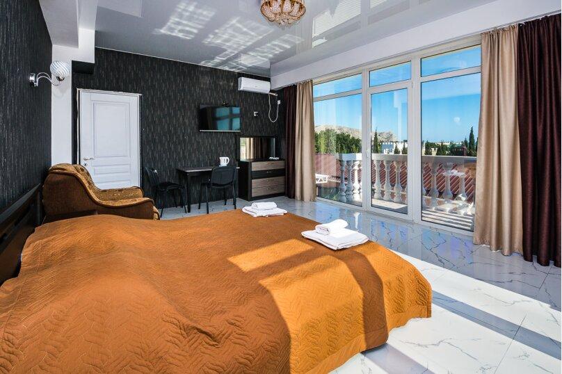 """Мини-отель """"Sudak-deluxe"""", Кипарисовая аллея, 4А на 19 номеров - Фотография 16"""