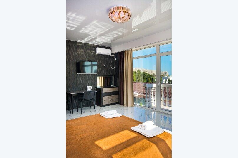 """Мини-отель """"Sudak-deluxe"""", Кипарисовая аллея, 4А на 19 номеров - Фотография 18"""