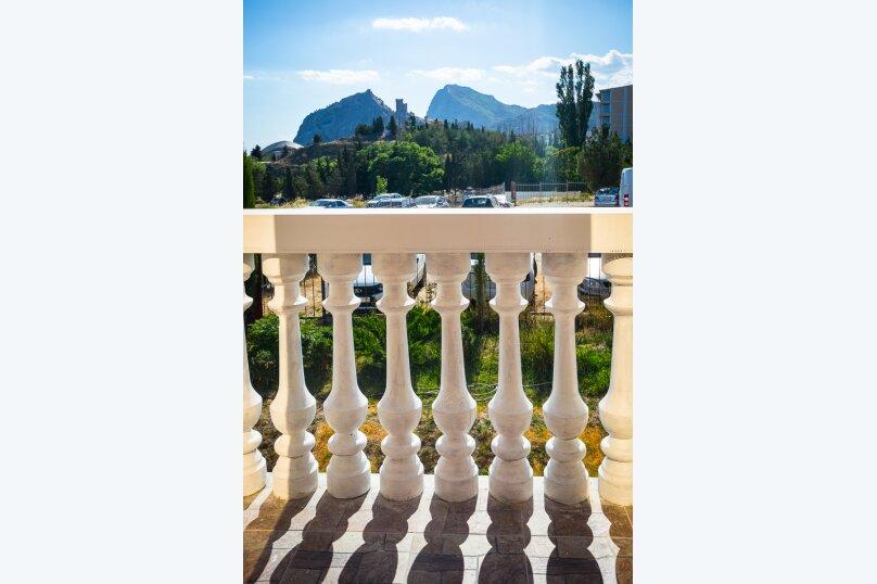"""Мини-отель """"Sudak-deluxe"""", Кипарисовая аллея, 4А на 19 номеров - Фотография 28"""