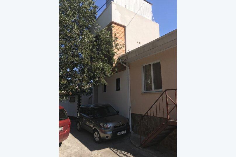 Дом в Мисхоре, две 1-ком. студии, улица Водовозовых, 18 на 2 комнаты - Фотография 19
