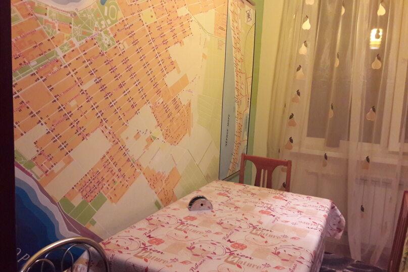 2-комн. квартира, 52 кв.м. на 6 человек, Терская улица, 40, Анапа - Фотография 9
