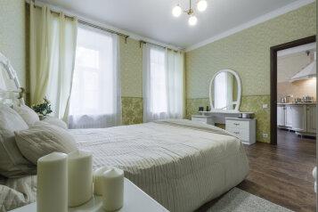 3-комн. квартира, 75 кв.м. на 6 человек, Невский проспект, 84-86Б, Санкт-Петербург - Фотография 1