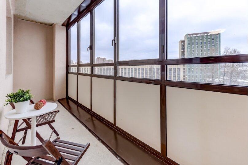 """Апарт-отель """"Rauktis city apartments"""", Политехническая улица, 6 на 8 номеров - Фотография 28"""