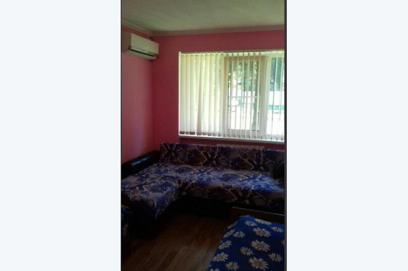 1-комн. квартира, 30 кв.м. на 4 человека, Октябрская , 424, Цандрыпш - Фотография 1