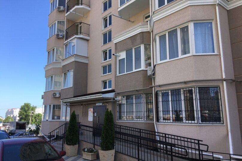 1-комн. квартира, 43 кв.м. на 4 человека, Столетовский проспект, 27, Севастополь - Фотография 1