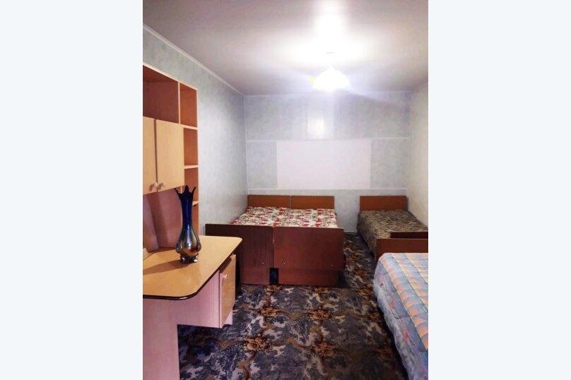 4-х местный эконом, Черноморская улица, 23А, Джубга - Фотография 1